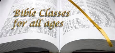 bible classes image