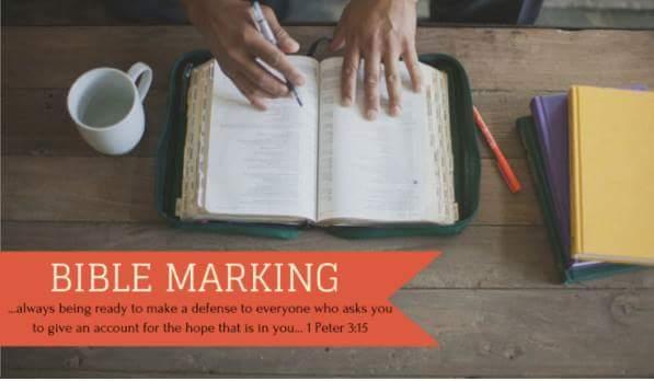 bible marking image